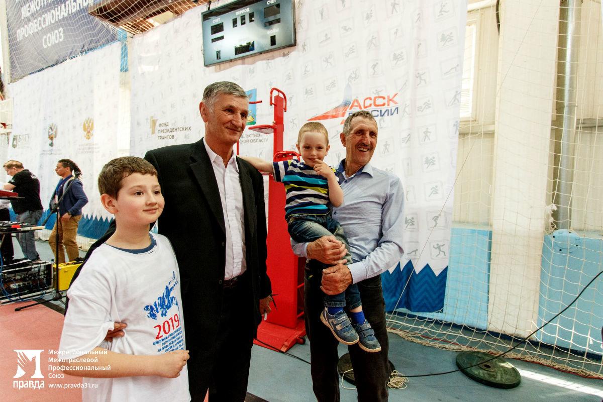 Международный турнир по греко-римской борьбе в Белгороде собрал более 250 участников, фото-25