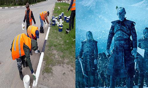 Белые ходоки в белом городе, или Савченко vs Ланнистеры, фото-12