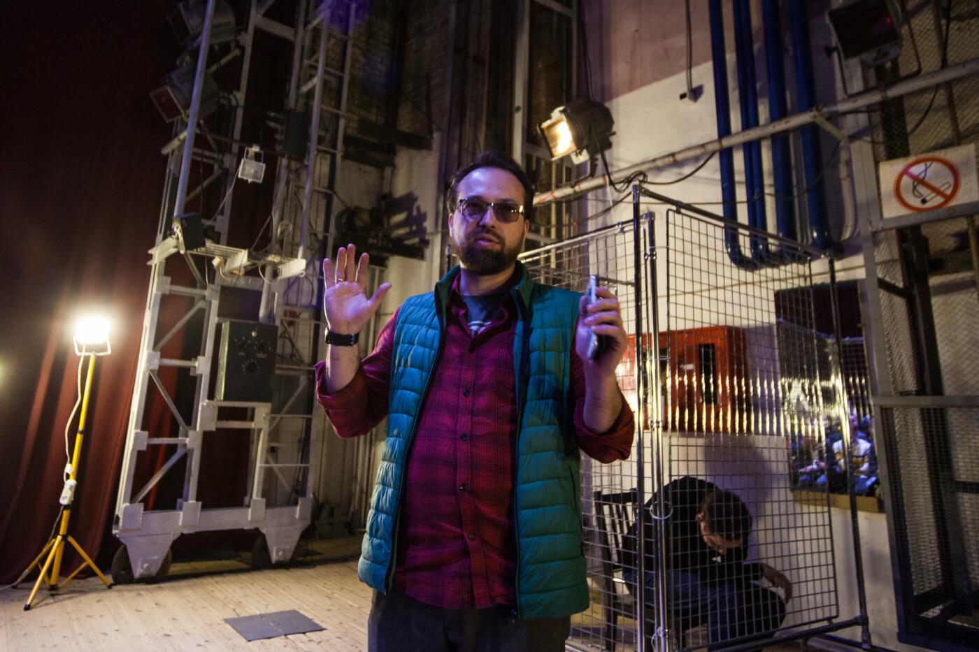 Фестиваль современного театра в Белгороде «Наш кислород» в фотографиях, фото-6