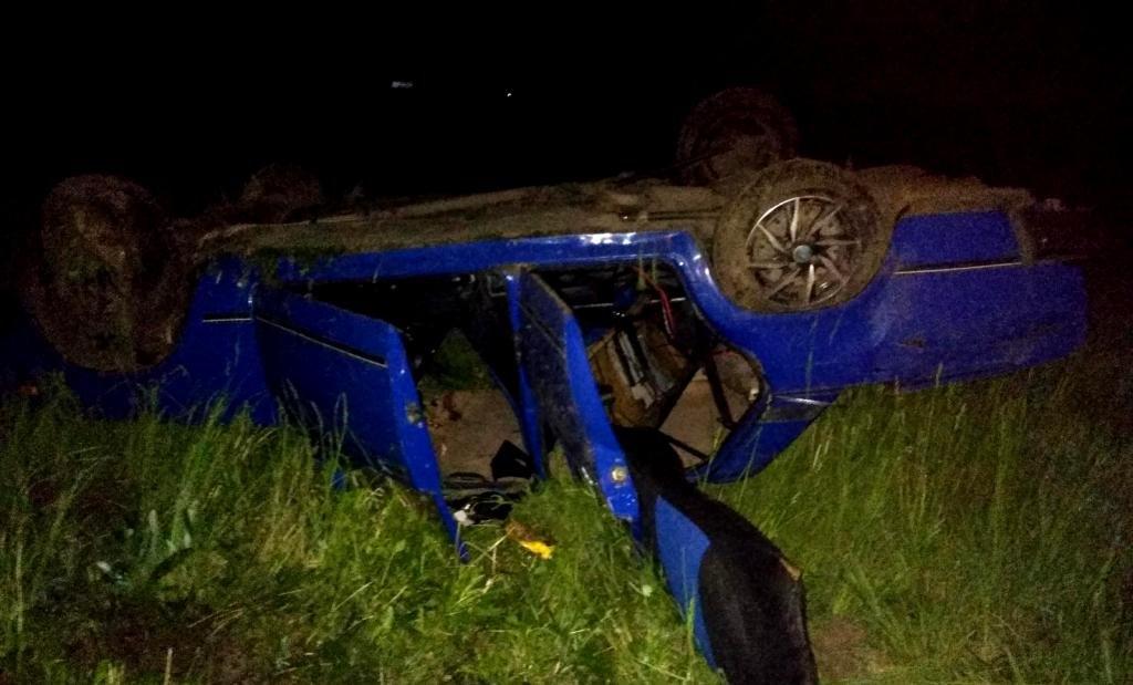 В Губкине в столкновении автобуса с ВАЗом пострадали четыре человека, фото-2