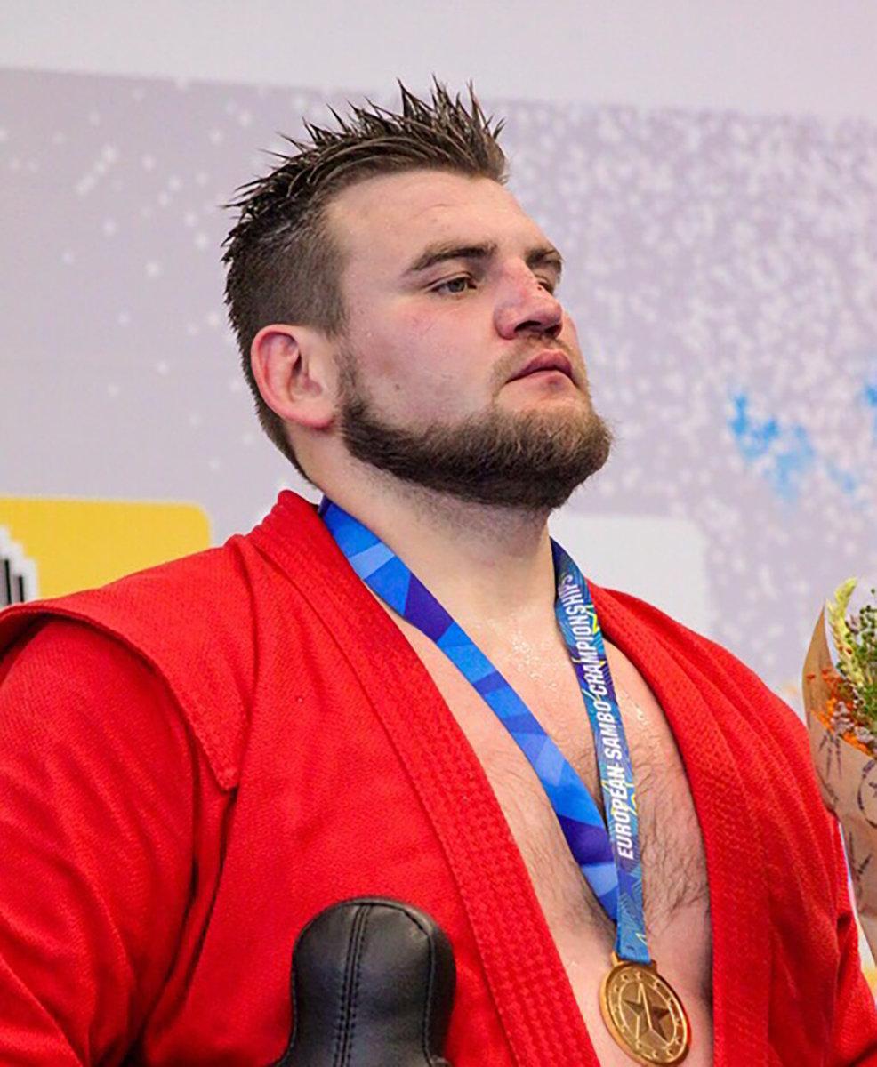 Староосколец Кирилл Сидельников — семикратный чемпион Европы по боевому самбо, фото-1