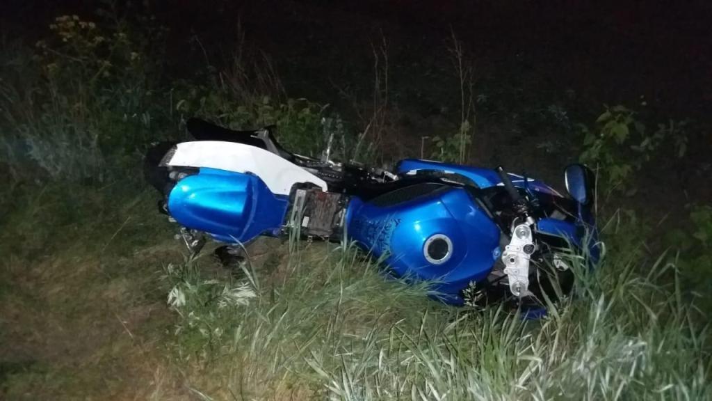 Под Старым Осколом автомобилистка сбила мотоциклиста , фото-2