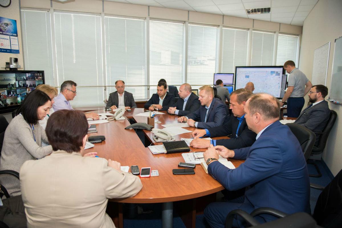 Белгородские энергетики на учениях отработали устранение массовых отключений, фото-2