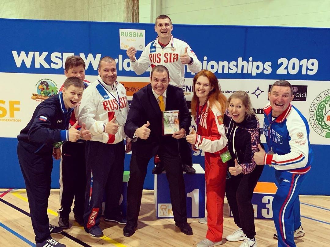 Новый рекорд белгородского гиревика зафиксировала Мировая Федерация гиревого спорта (WKSF), фото-2