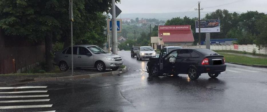 В Белгороде около «Ленты» сбили двух пешеходов, фото-2