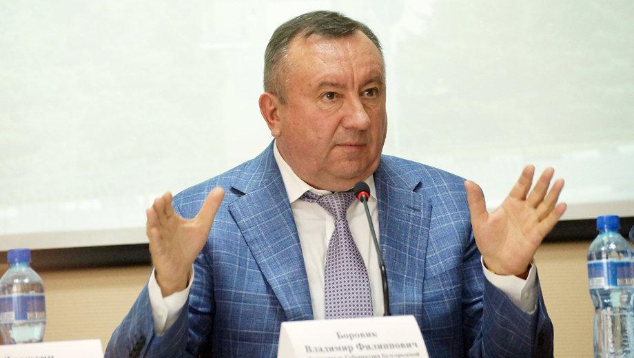 Владимир Боровик - Сергей Егоров