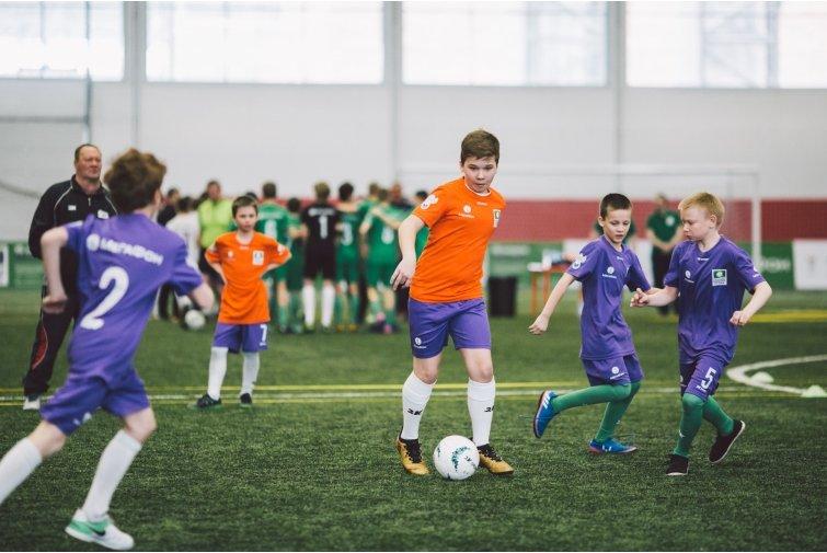 18 детских футбольных команд сразятся за путёвку в летний лагерь ФК «Барселоны», фото-1