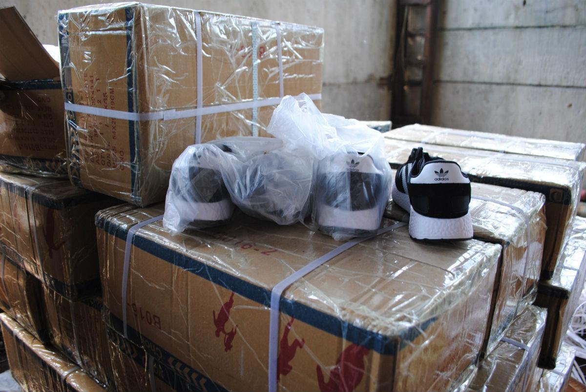 В 173 миллиона рублей «с копейками» оценили партию контрафакта, задержанную в Белгородской области, фото-2