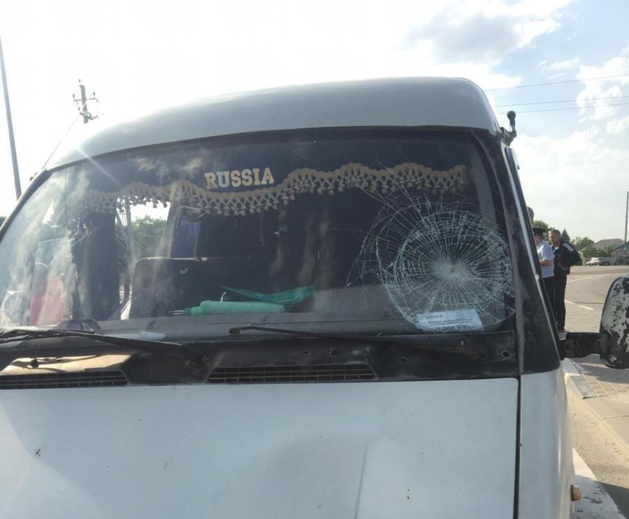 В Белгороде в ДТП с автобусом пострадала 6-летняя девочка, фото-3