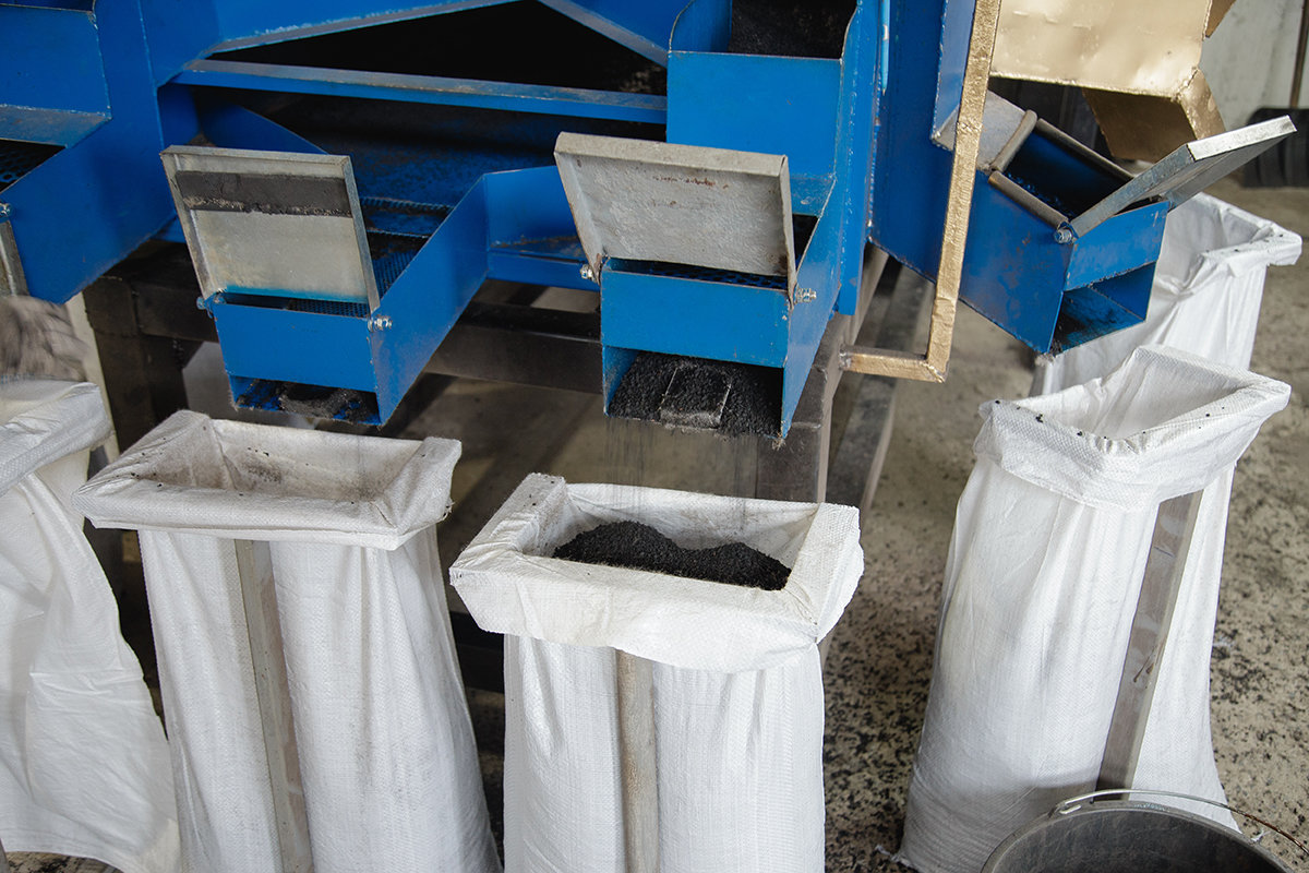 В Валуйском округе запустили завод по переработке шин, фото-2