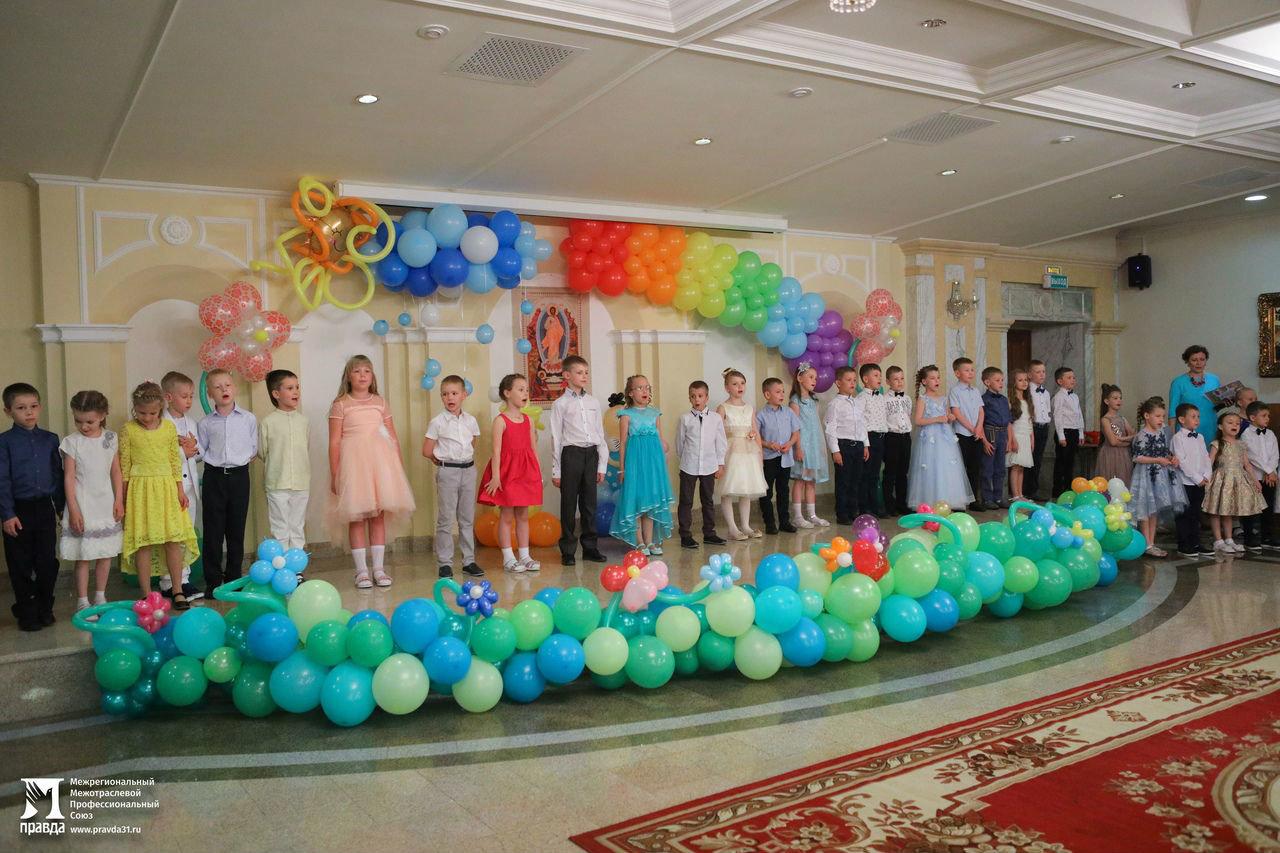 Cергей Фуглаев поздравил воспитанников православного детского сада «Рождественский» с выпускным, фото-1