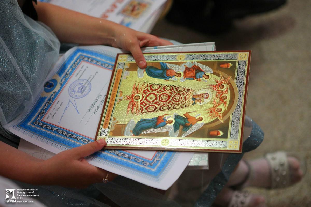 Cергей Фуглаев поздравил воспитанников православного детского сада «Рождественский» с выпускным, фото-3