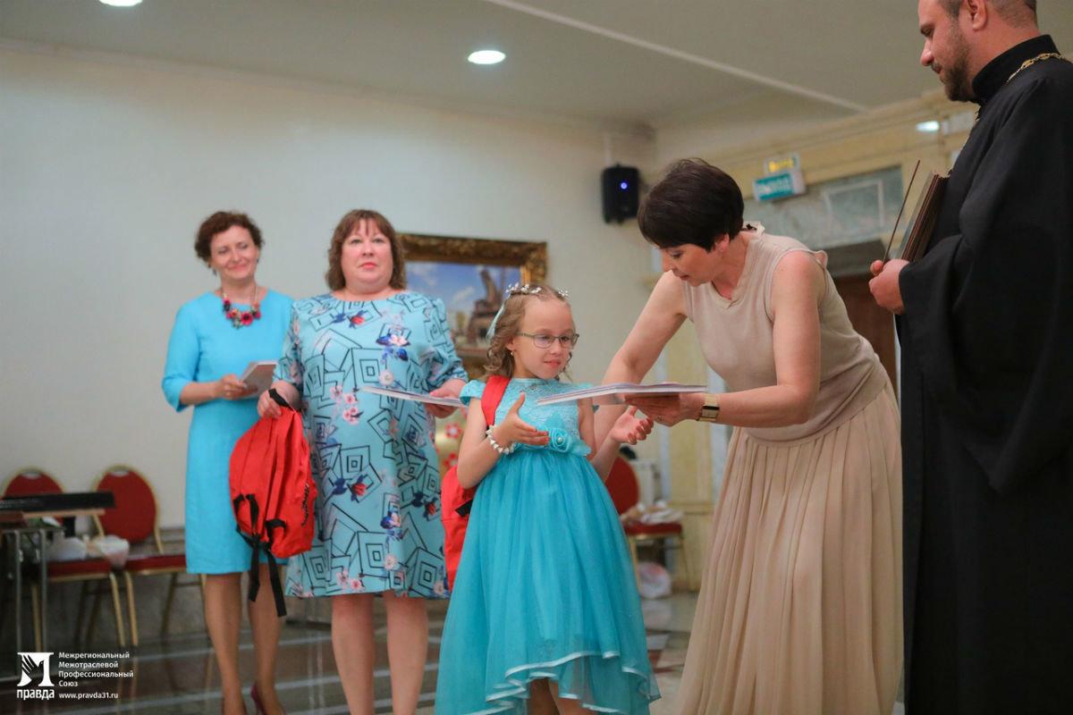 Cергей Фуглаев поздравил воспитанников православного детского сада «Рождественский» с выпускным, фото-12