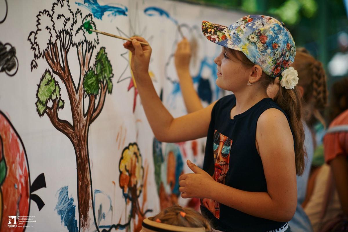 Профсоюз «Правда» поздравил юных белгородцев с Днём защиты детей, фото-9