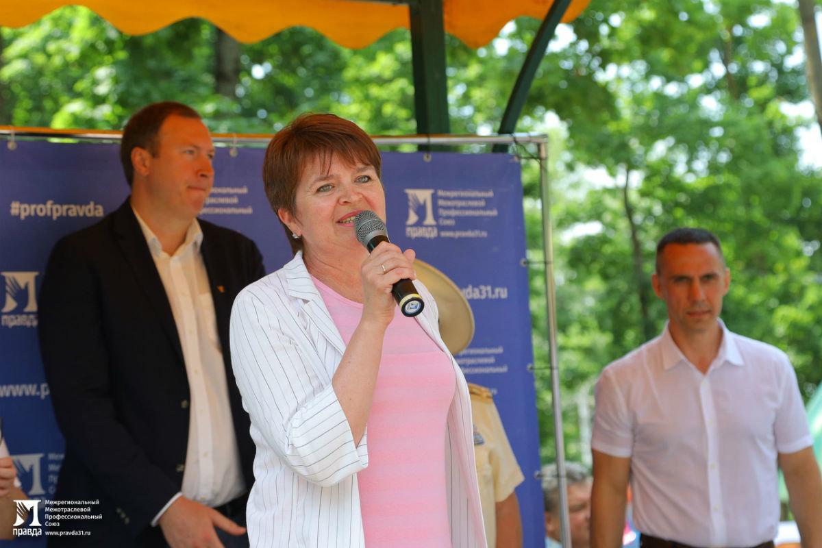 Профсоюз «Правда» поздравил юных белгородцев с Днём защиты детей, фото-12