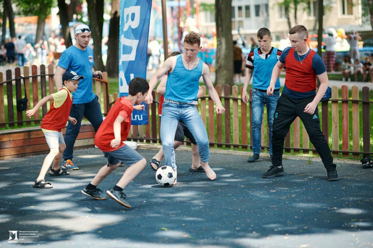 Профсоюз «Правда» поздравил юных белгородцев с Днём защиты детей, фото-16
