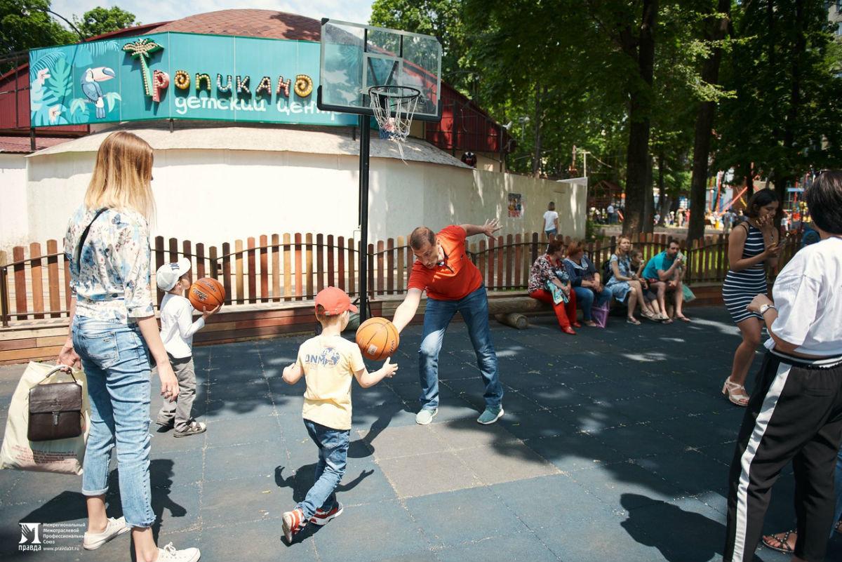 Профсоюз «Правда» поздравил юных белгородцев с Днём защиты детей, фото-5