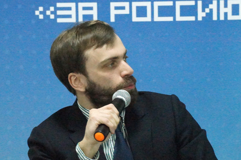 Давид Бузиашвили - Сергей Егоров