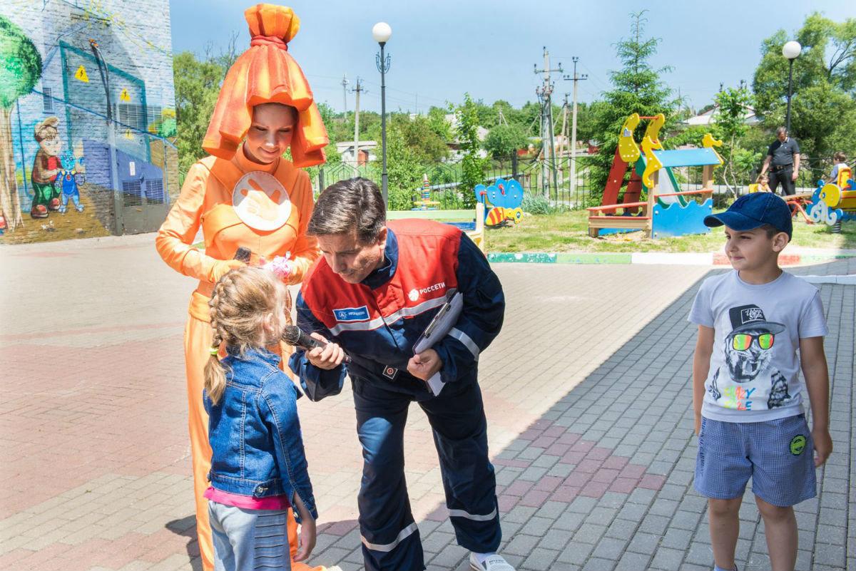Юные белгородцы узнали о цифровых технологиях в энергетике, фото-1