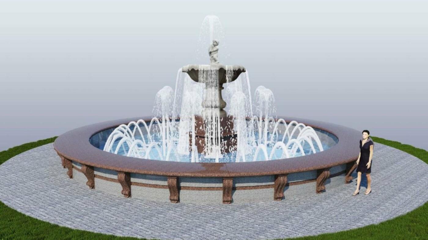На Свято-Троицком бульваре в Белгороде появится новый фонтан, фото-3