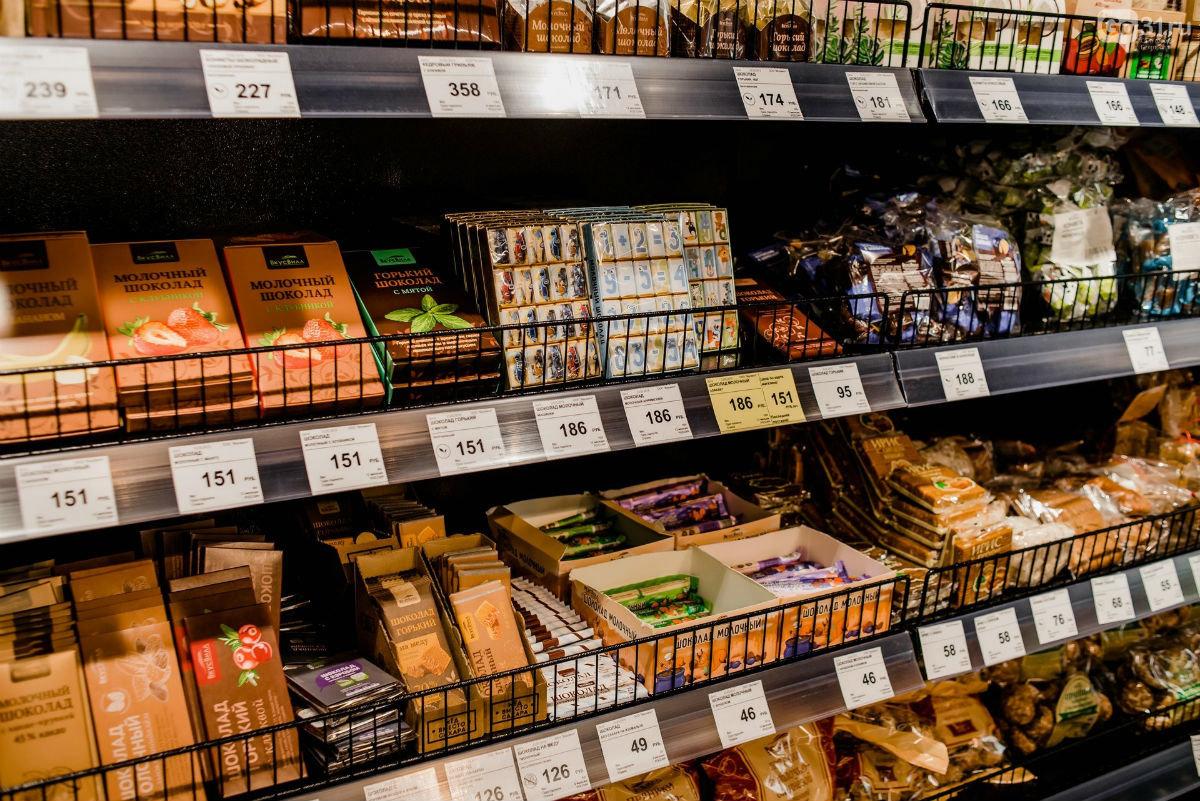 Вкусное может быть полезным. В Белгороде открылся магазин честной еды «ВкусВилл», фото-17