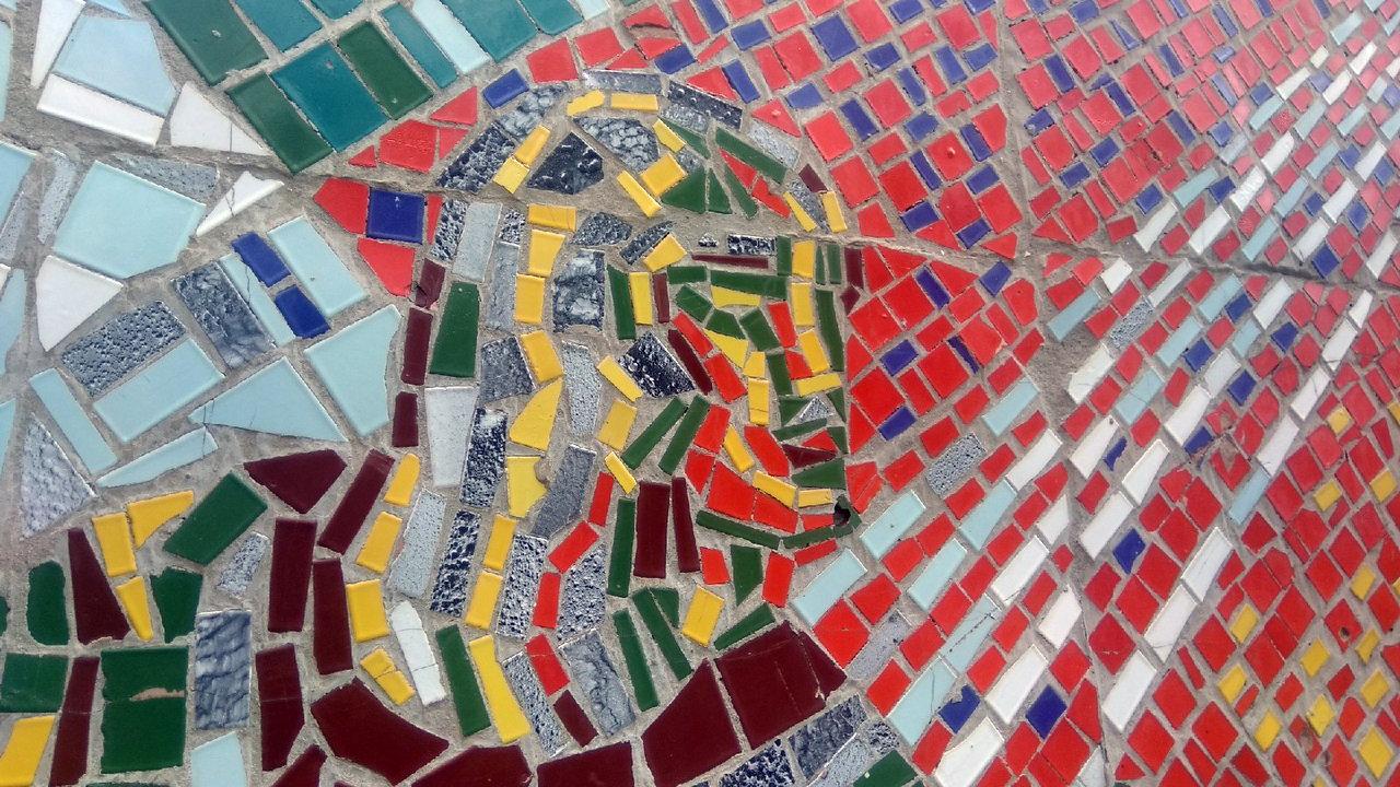 В Белгороде разрушили 120-метровую мозаику. Художники и архитекторы считают, что в Белгороде уничтожено произведение искусства, фото-6