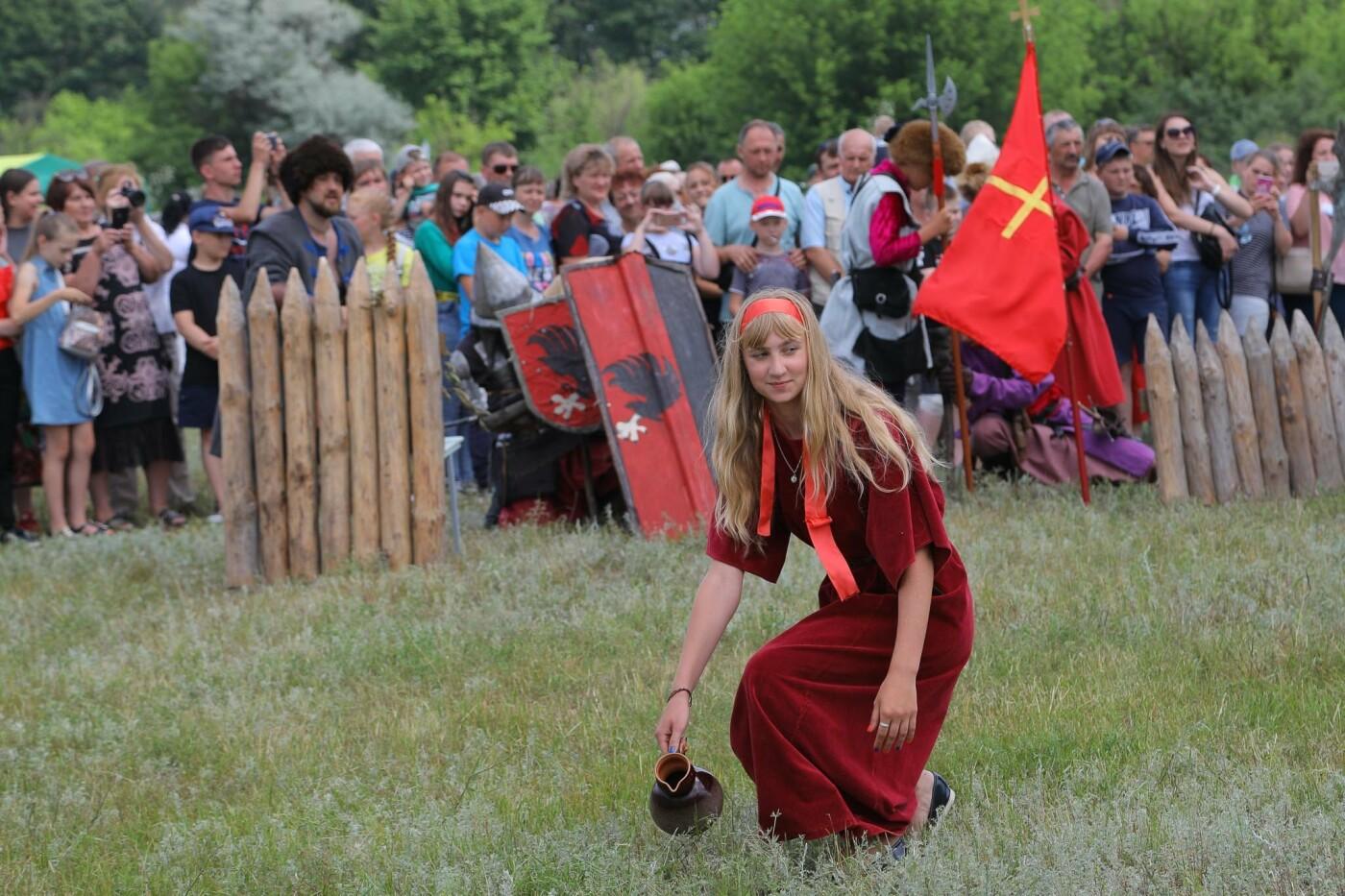 Белгородские казаки отпраздновали «Холковский сполох» (фоторепортаж), фото-1