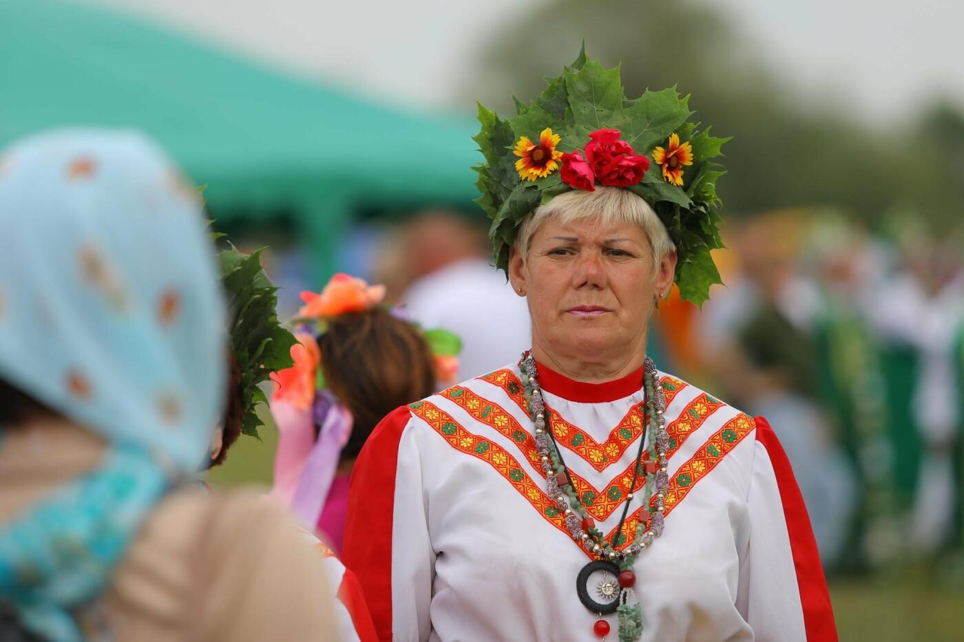 Белгородские казаки отпраздновали «Холковский сполох» (фоторепортаж), фото-4