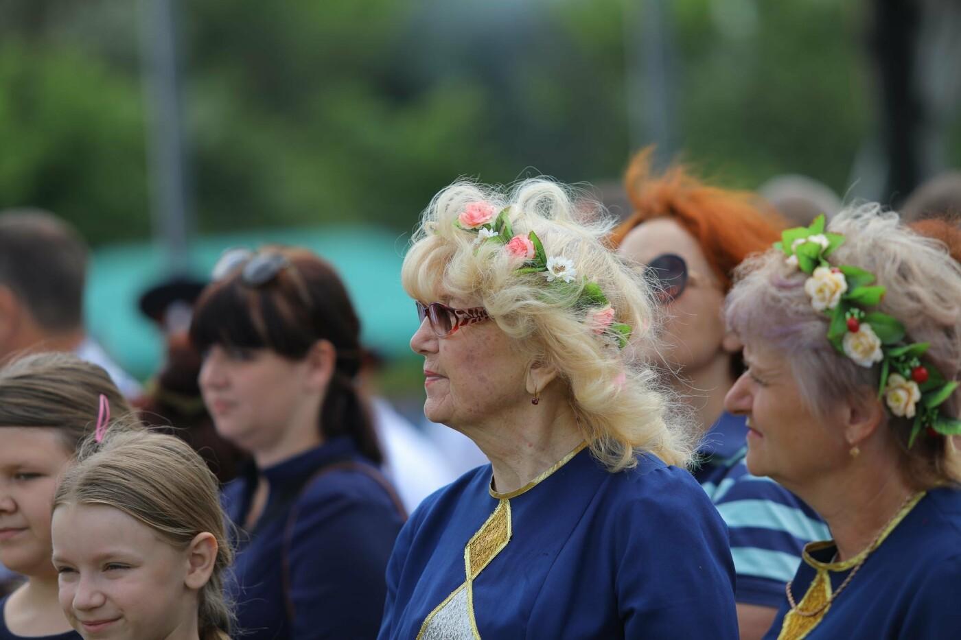 Белгородские казаки отпраздновали «Холковский сполох» (фоторепортаж), фото-9