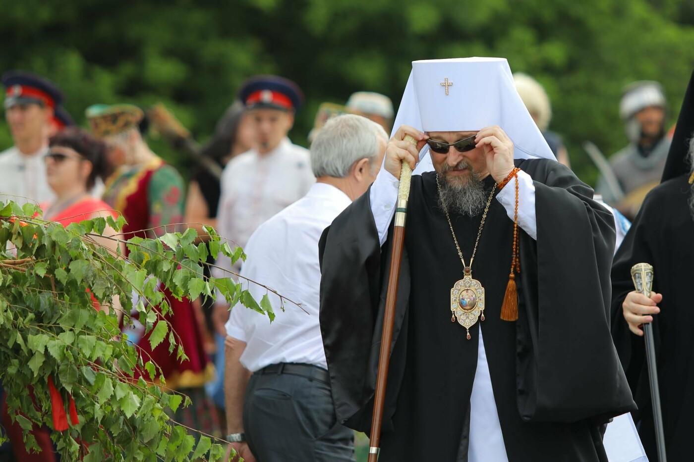 Белгородские казаки отпраздновали «Холковский сполох» (фоторепортаж), фото-10