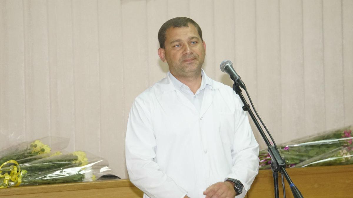 Сергей Фуглаев ко Дню медицинского работника провёл на 15-м округе поздравительный марафон , фото-7
