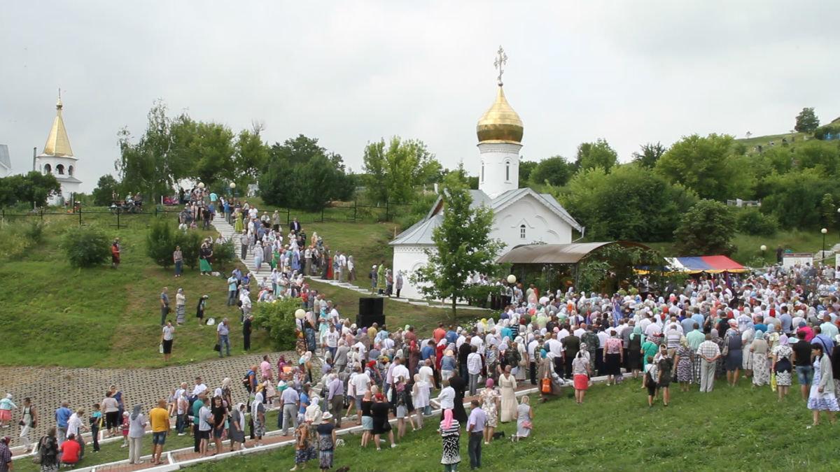 В Чернянском районе прошёл пятый ежегодный фестиваль «Холковский сполох», фото-1