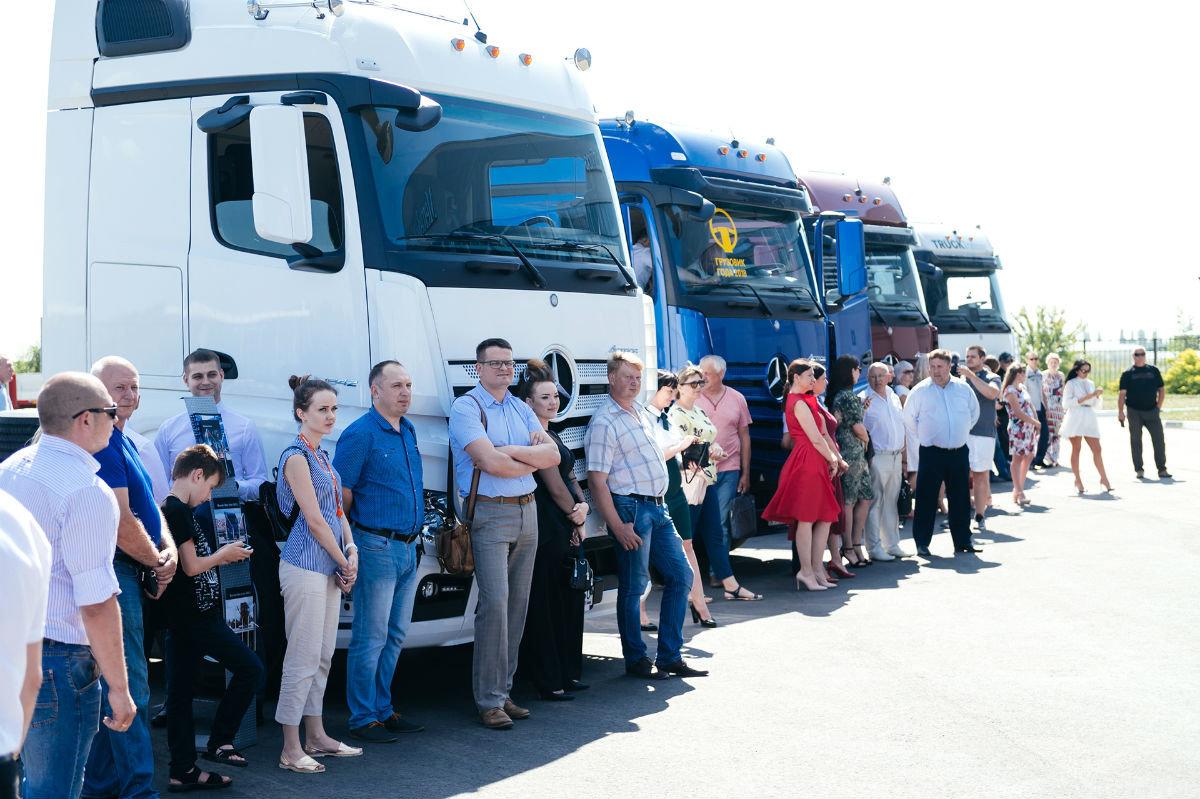 В Белгороде открылся дилерский центр по продаже и сервису грузовиков Mercedes-Benz, фото-3