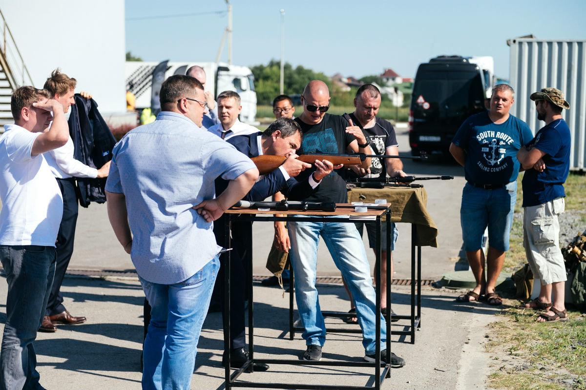 В Белгороде открылся дилерский центр по продаже и сервису грузовиков Mercedes-Benz, фото-12