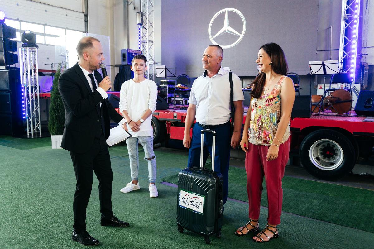В Белгороде открылся дилерский центр по продаже и сервису грузовиков Mercedes-Benz, фото-15
