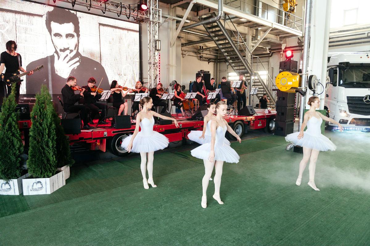 В Белгороде открылся дилерский центр по продаже и сервису грузовиков Mercedes-Benz, фото-17