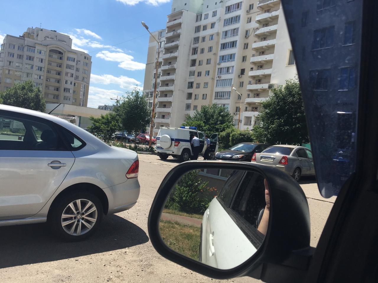 На чердаке многоэтажки в Белгороде нашли мужчину в полубессознательном состоянии. Полиция проводит проверку, фото-1