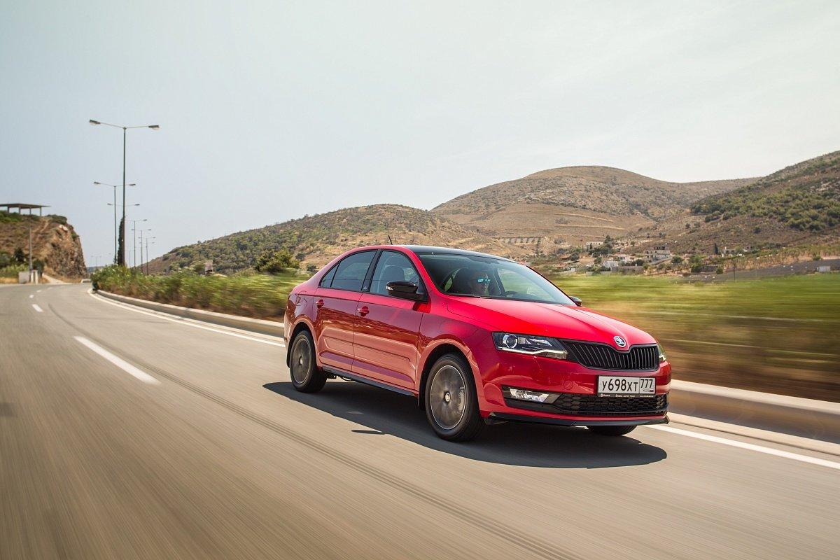 В июне «ŠKODA AUTO Россия» радует клиентов привлекательными условиями на приобретение автомобилей, фото-5