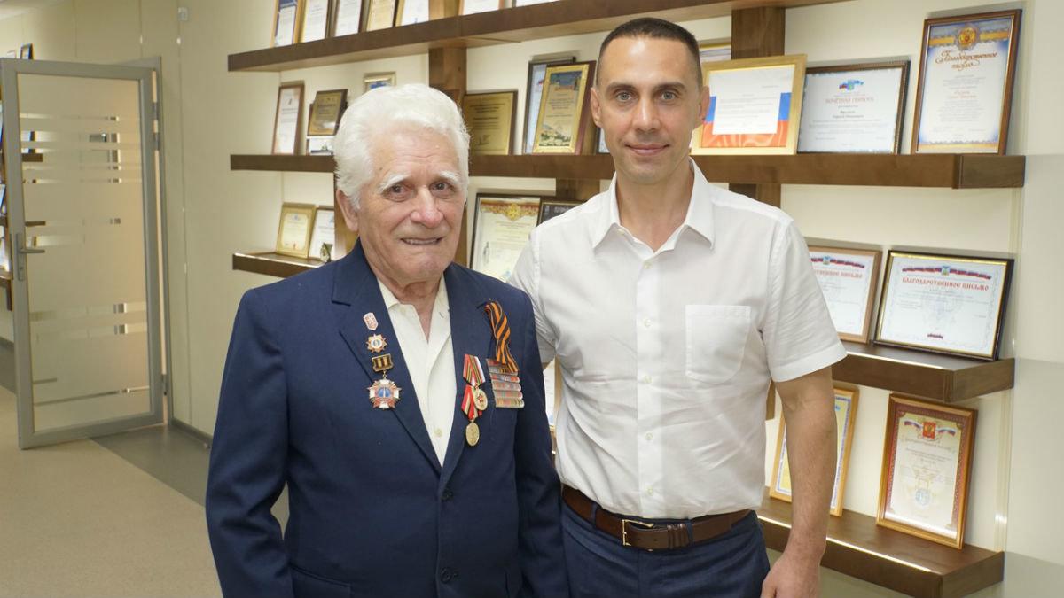 Белгородцы приняли участие в акции «Помоги ветерану» профсоюза «Правда», фото-9