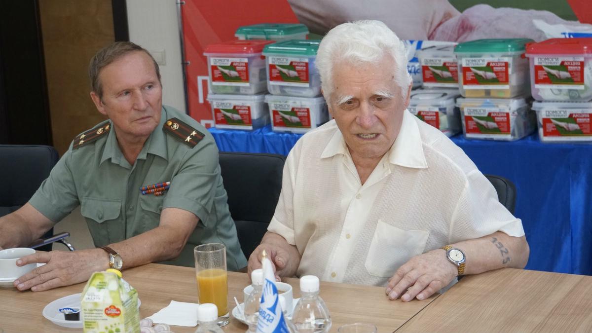 Белгородцы приняли участие в акции «Помоги ветерану» профсоюза «Правда», фото-2