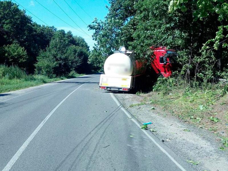 На белгородской трассе разбился мотоциклист, фото-2