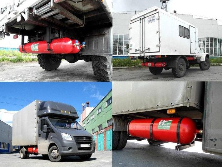 Белгородские энергетики переводят свой транспорт на газомоторное топливо, фото-1
