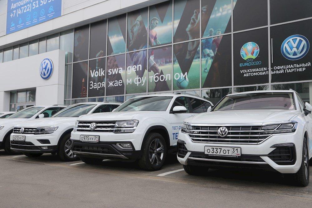 Три причины присмотреться к автомобилям Volkswagen, фото-1