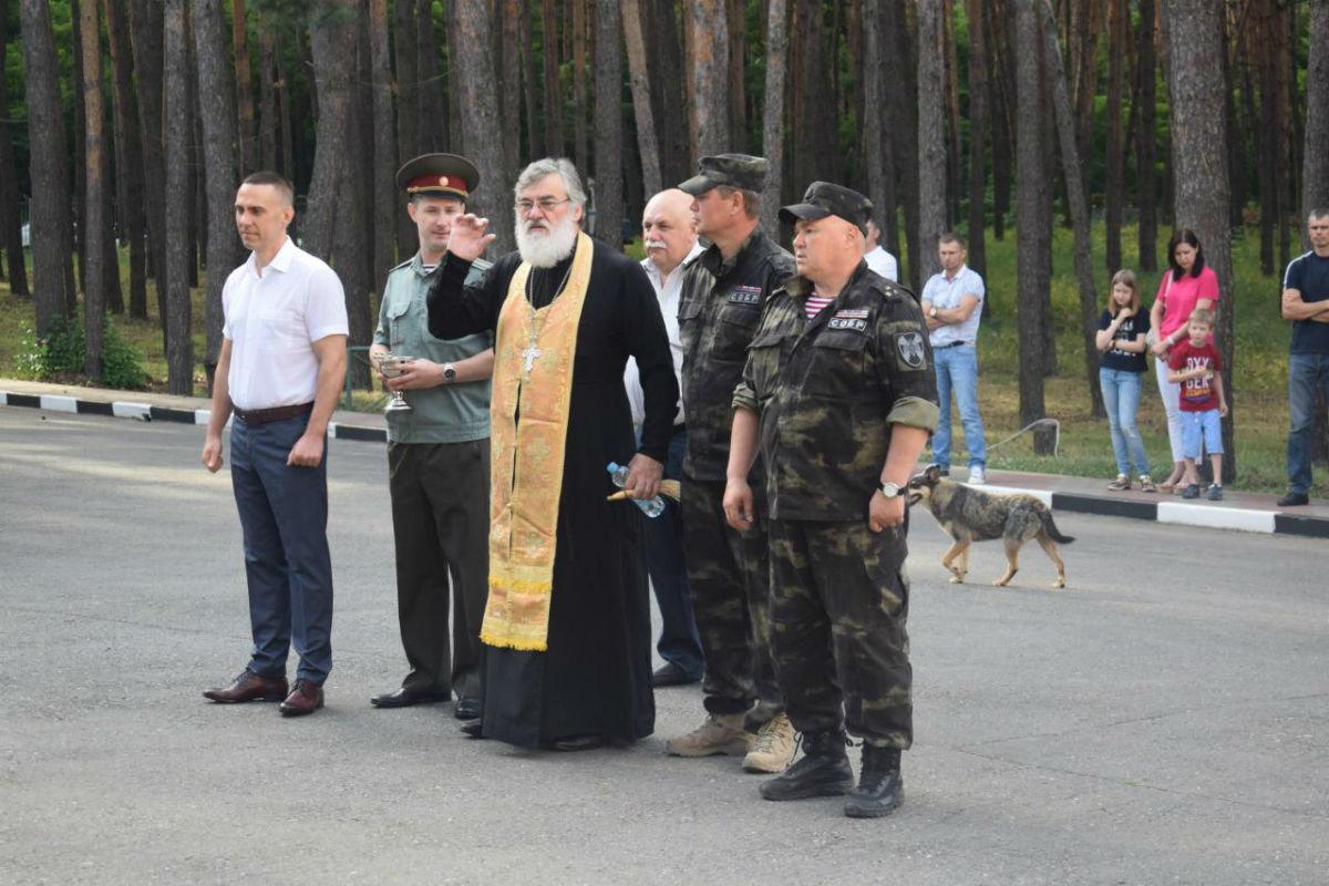 Сотрудники белгородского СОБР успешно вернулись из служебной командировки, фото-1