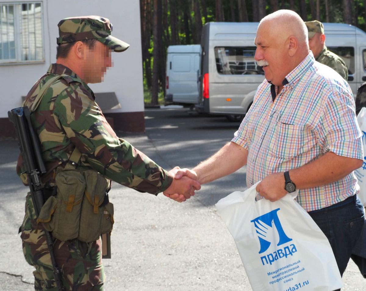 Сотрудники белгородского СОБР успешно вернулись из служебной командировки, фото-3