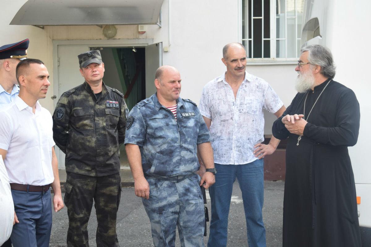 Сотрудники белгородского СОБР успешно вернулись из служебной командировки, фото-5