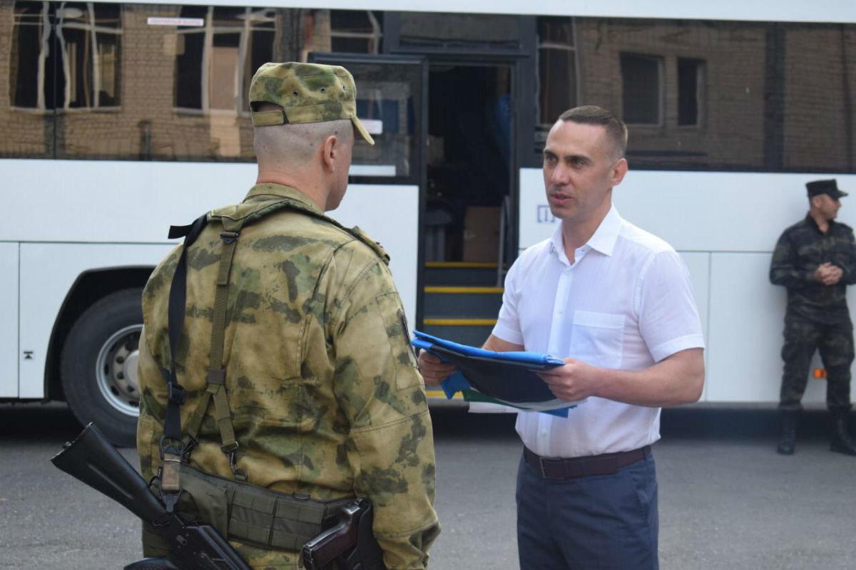Сотрудники белгородского СОБР успешно вернулись из служебной командировки, фото-7