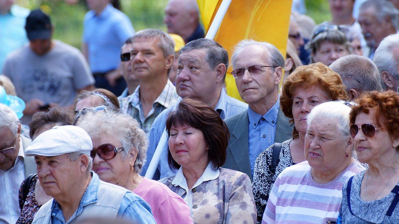 «Хватит нас доить». Что говорили белгородцы на митинге против повышения тарифов ЖКХ, фото-5