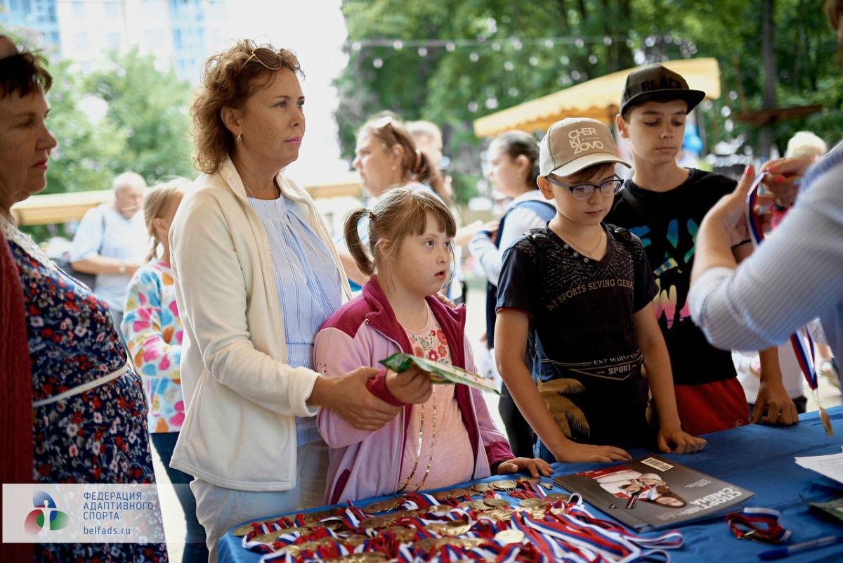 Новый инклюзивный проект «Шире круг» стартовал в Белгороде, фото-2