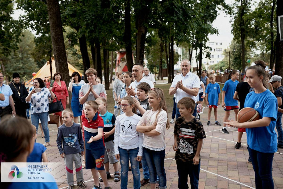 Новый инклюзивный проект «Шире круг» стартовал в Белгороде, фото-4